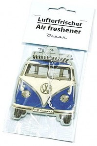 ZAPACH DO AUTA OCEAN BLUE VW T1 BUS BULLI