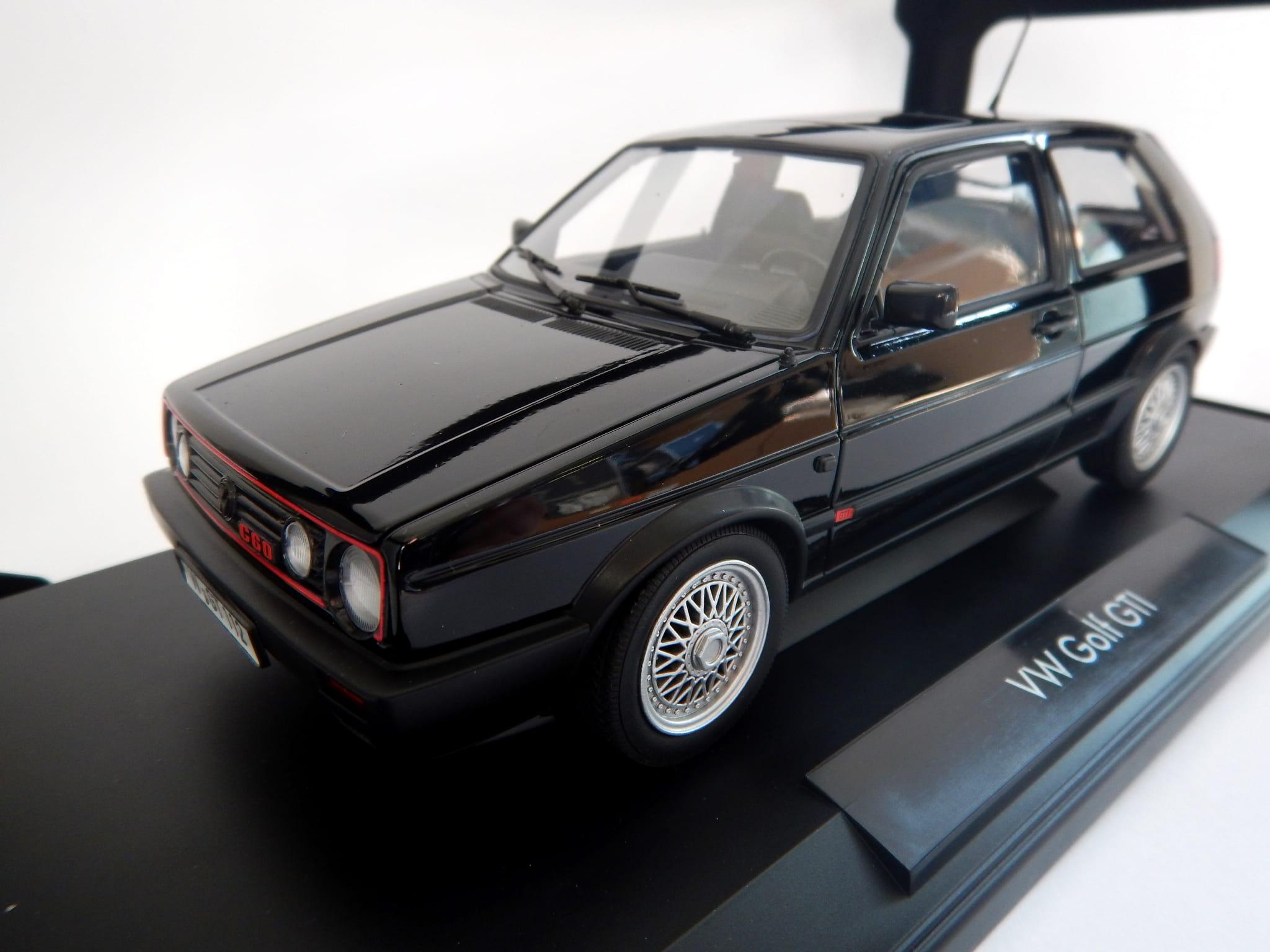 model norev vw golf 2 ii gti g60 skala 1 18 volkswagen. Black Bedroom Furniture Sets. Home Design Ideas